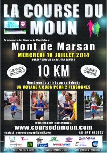 Affiche Course du Moun (1)